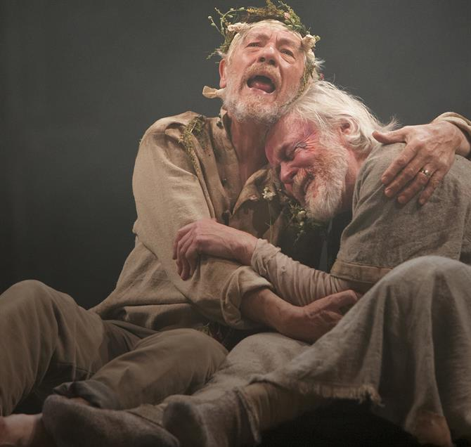 the animal images in king lear by shakespeare King lear is a tragedy written by william shakespeareit depicts the gradual descent into madness of the title character, after he disposes of his kingdom by giving bequests to two of his three daughters egged on by their continual flattery, bringing tragic consequences for allderived from the legend of leir of britain, a mythological pre-roman celtic king, the play has been widely adapted.