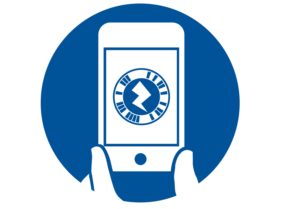 zappar sign for mobile phone scanning with Zapper app