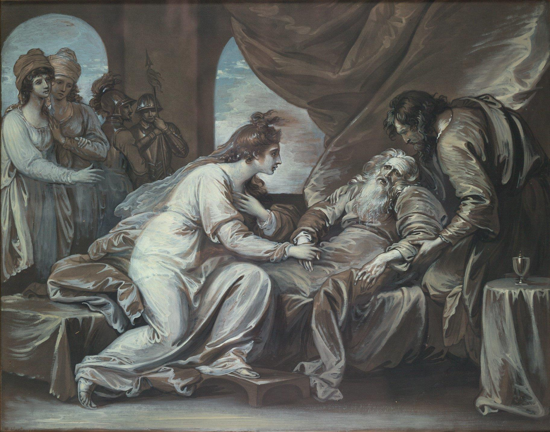 king lear and cordelia essay
