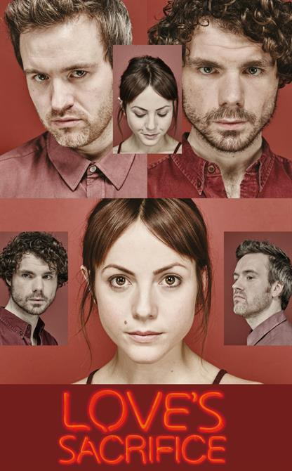 meet the contemporaries royal shakespeare company poster for love s sacrifice by john ford 2015 the faces of the main actors