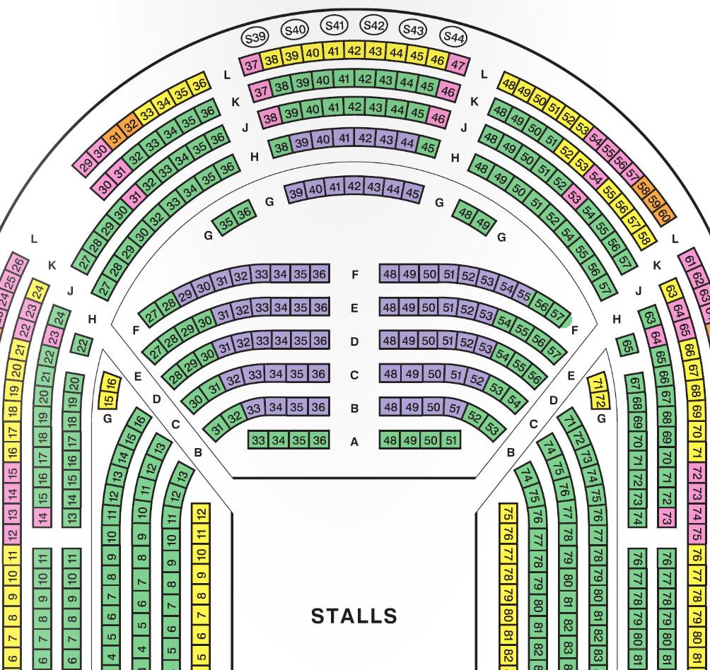 seating plans social