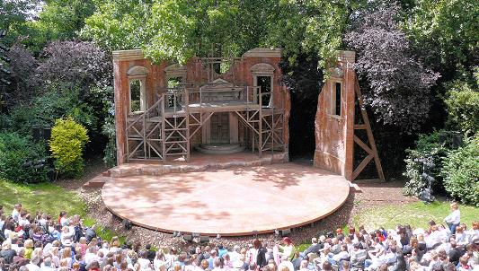 Regent's Park Open Air Theatre.