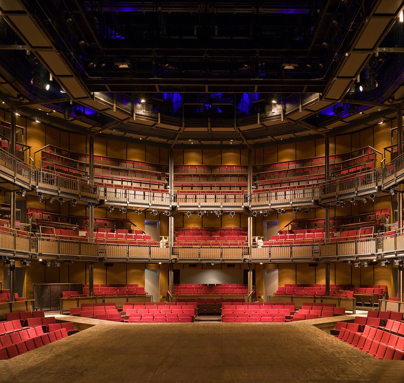 Seating Plans Royal Shakespeare Company