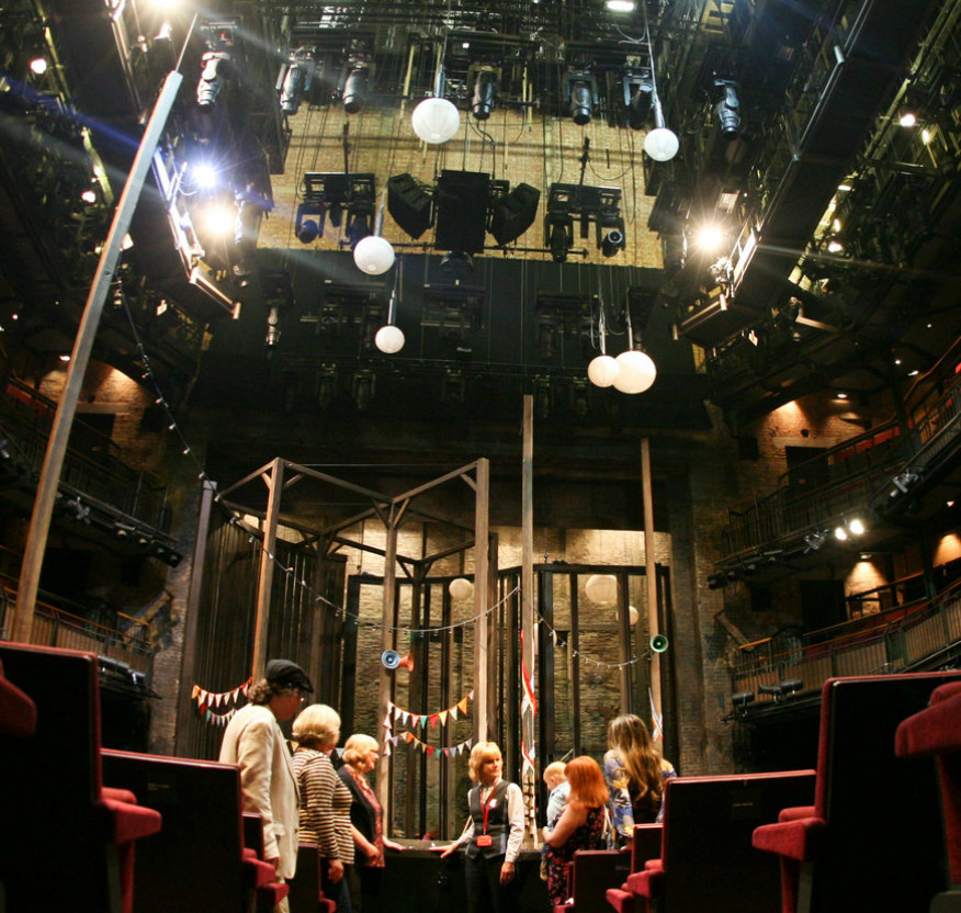 Theatre tours and tower | Your visit | Royal Shakespeare Company