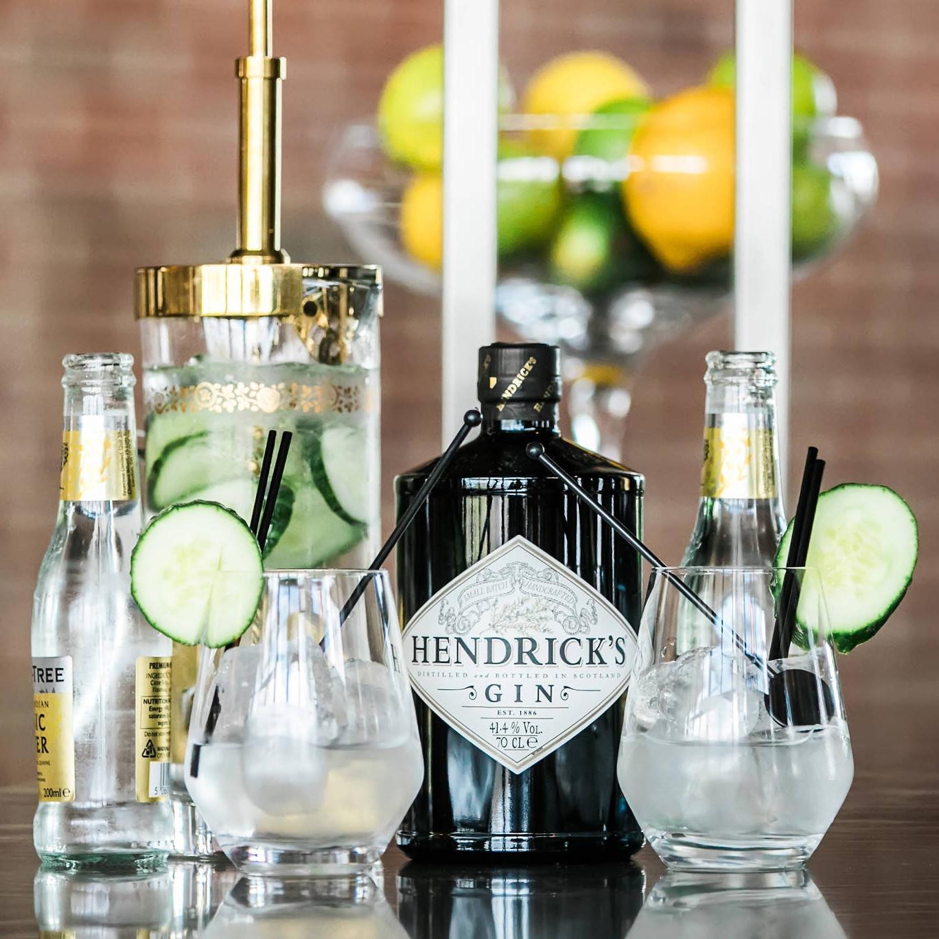 Hendrick's Gin evening