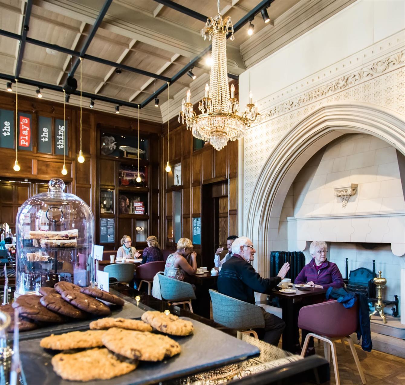 Swan Café Cape Town: Royal Shakespeare Company