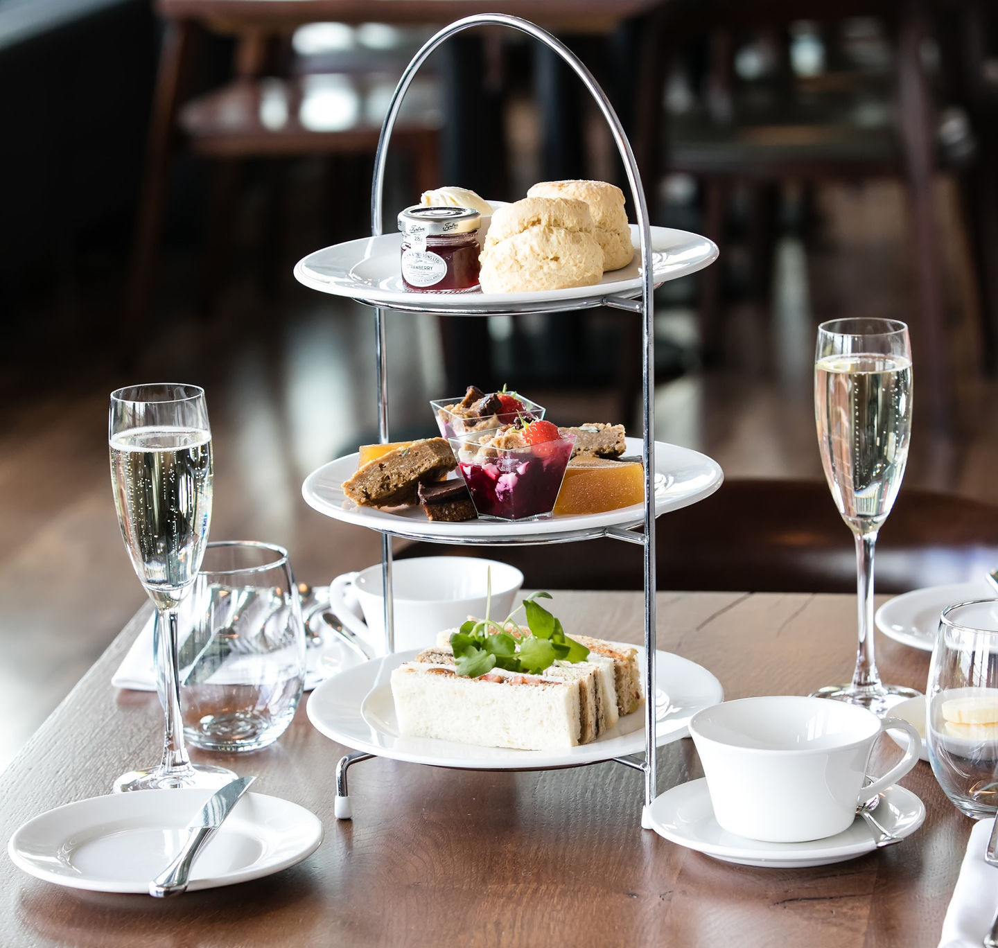 Vegan afternoon teas | Rooftop Restaurant | Royal ...