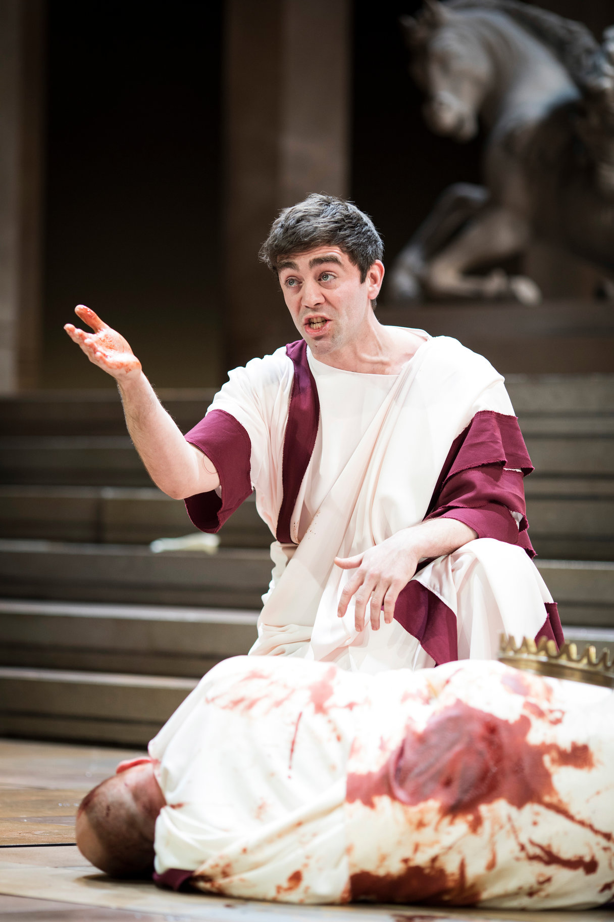 Julius Caesar production images_ 2017_2017_Photo by Helen Maybanks _c_ RSC_214290