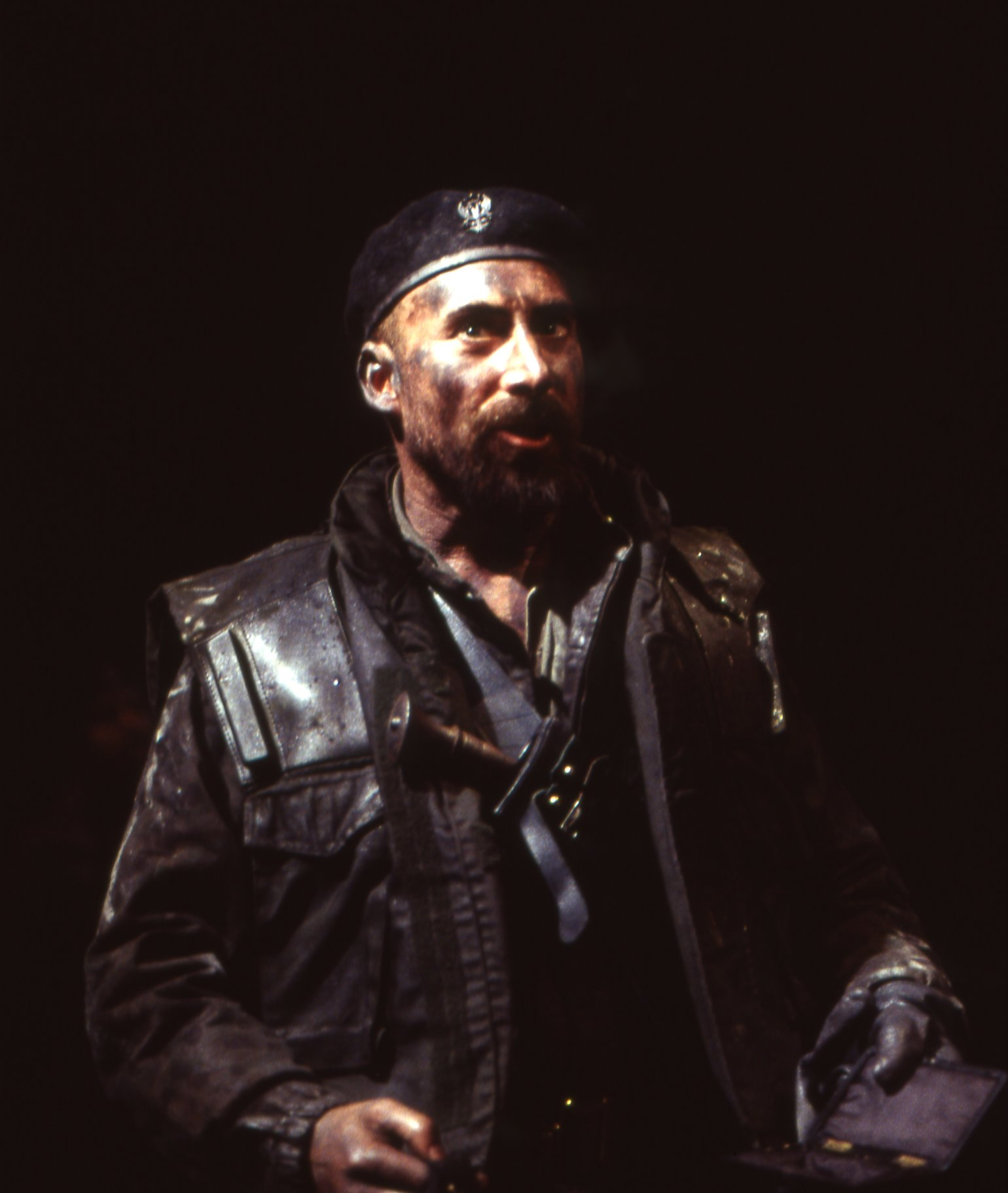 Antony Sher as Macbeth.