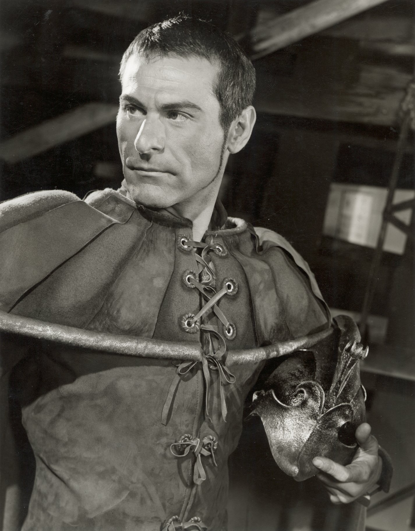 Sam Wanamaker as Iago.