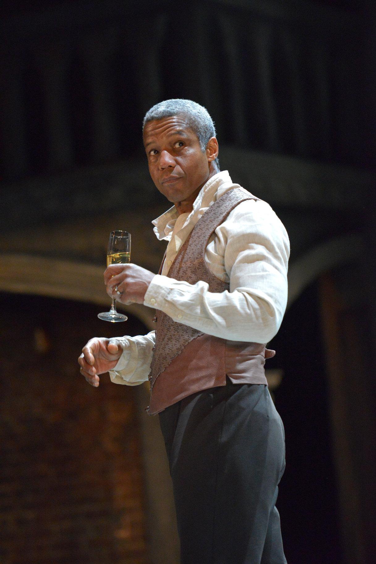 Othello Timeline in Othello