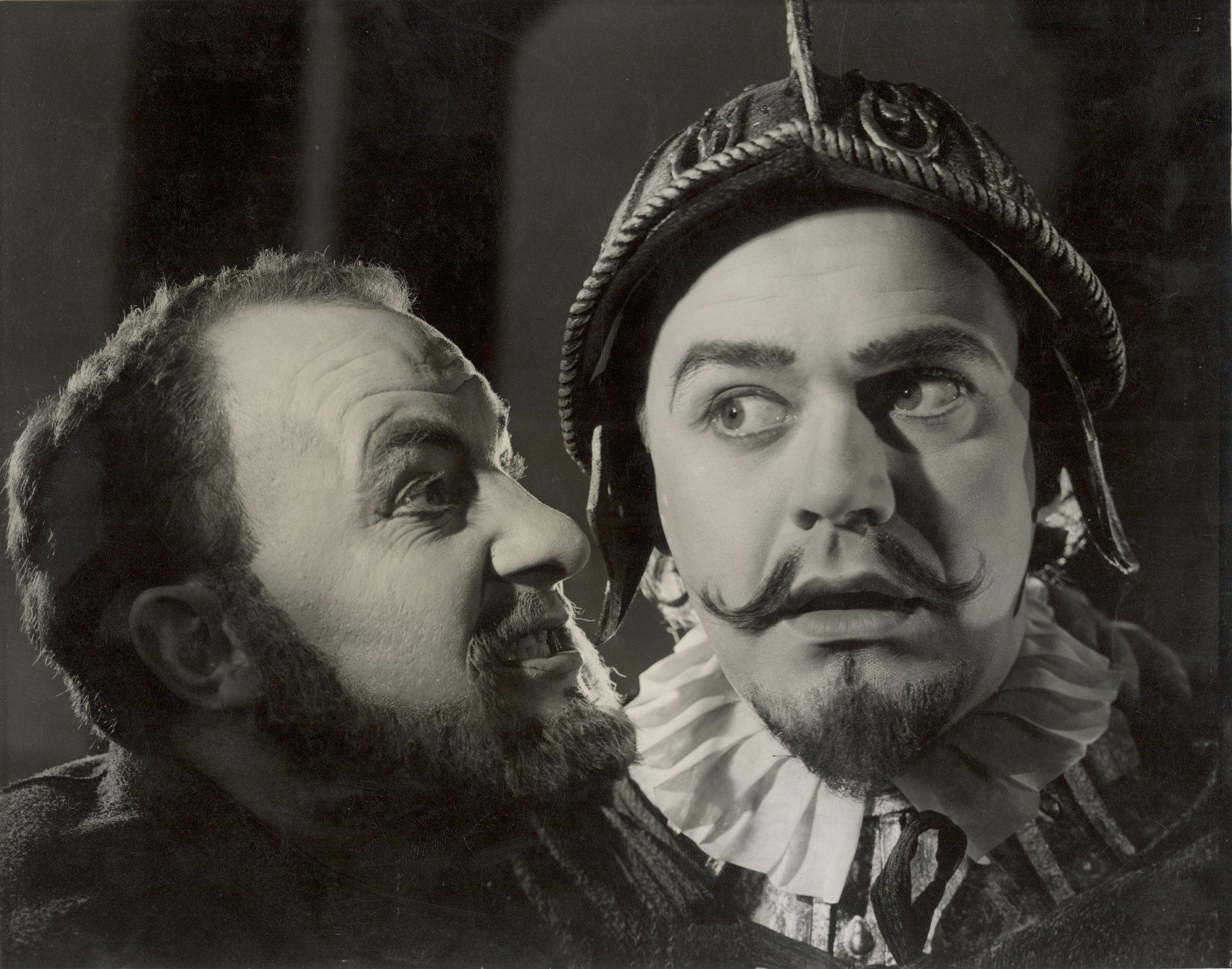 Iago manipulates Roderigo.