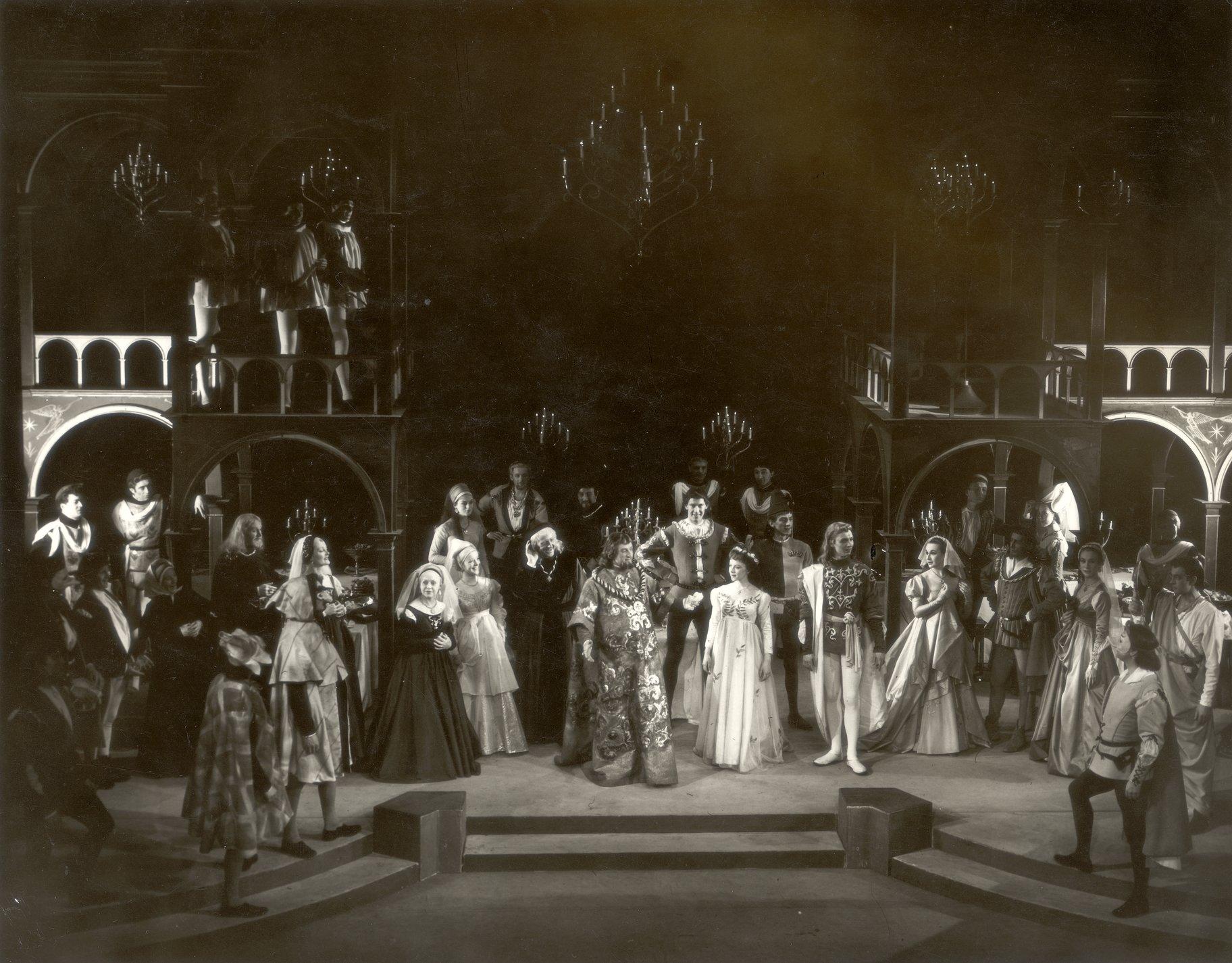 The Capulet Feast.