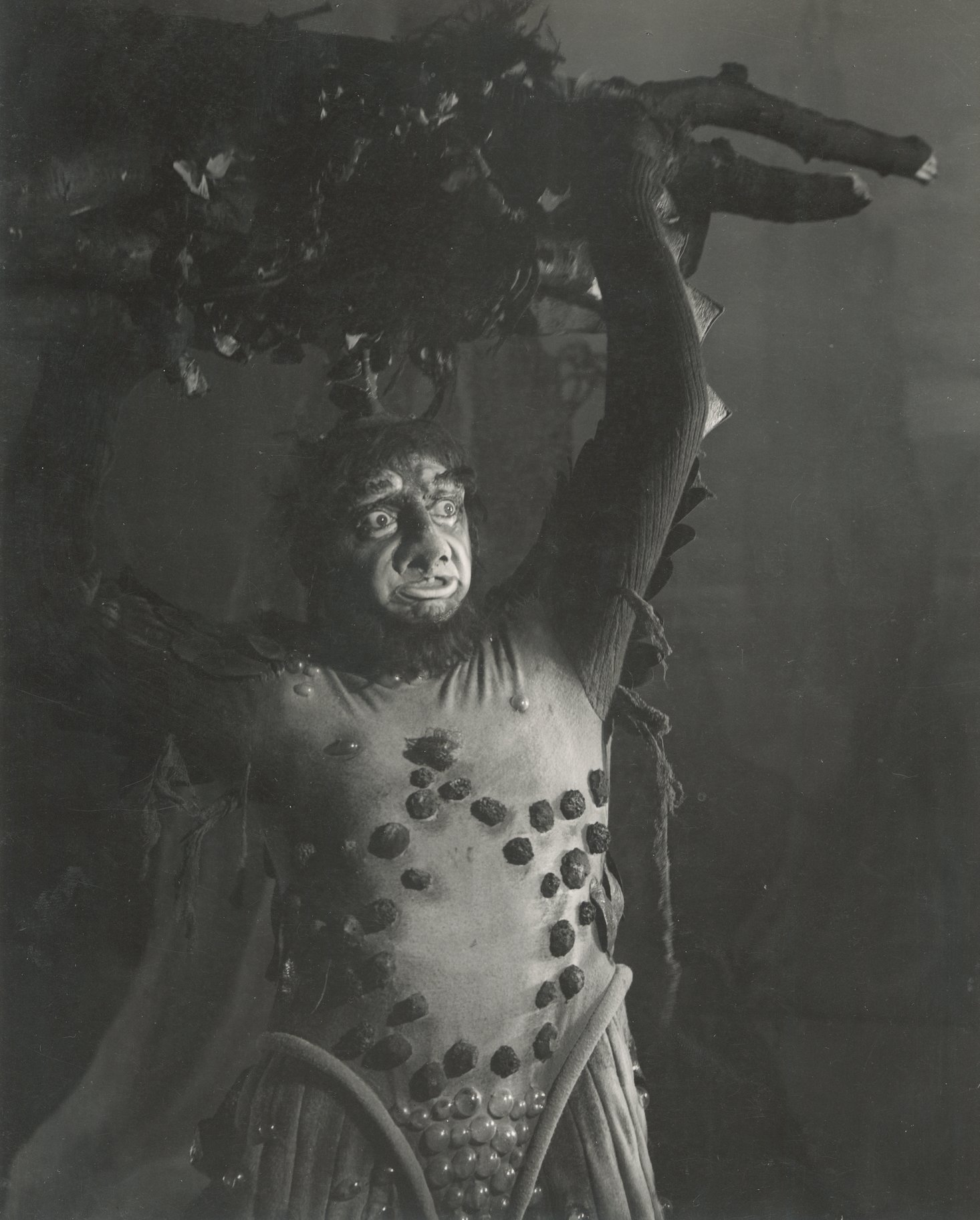 Hugh Griffith as Caliban.
