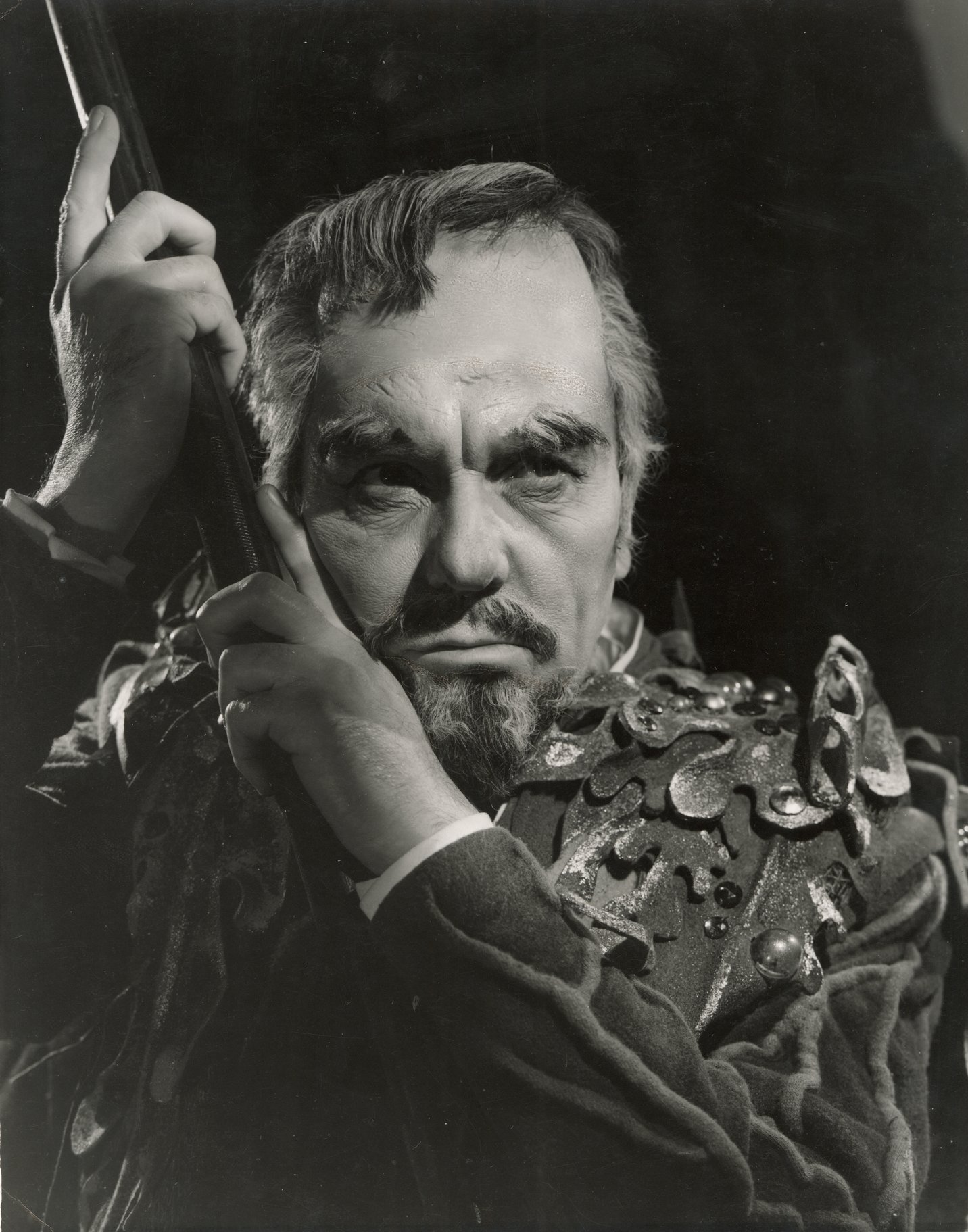 Ralph Richardson as Prospero.