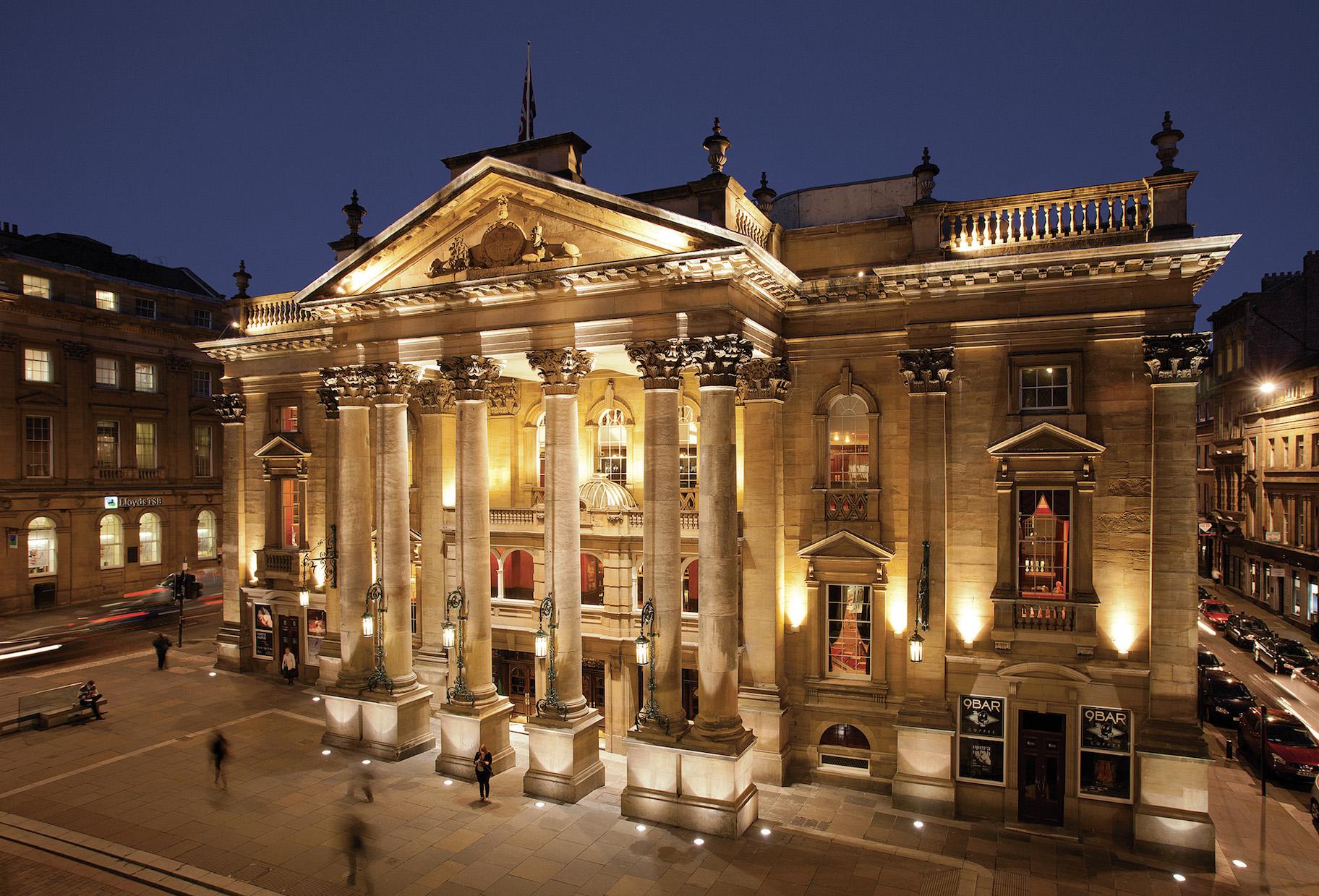 Newcastle Theatre Royal