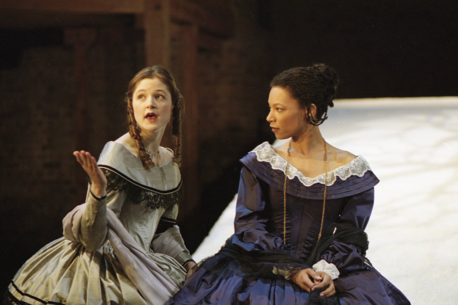 Celia and Rosalind.