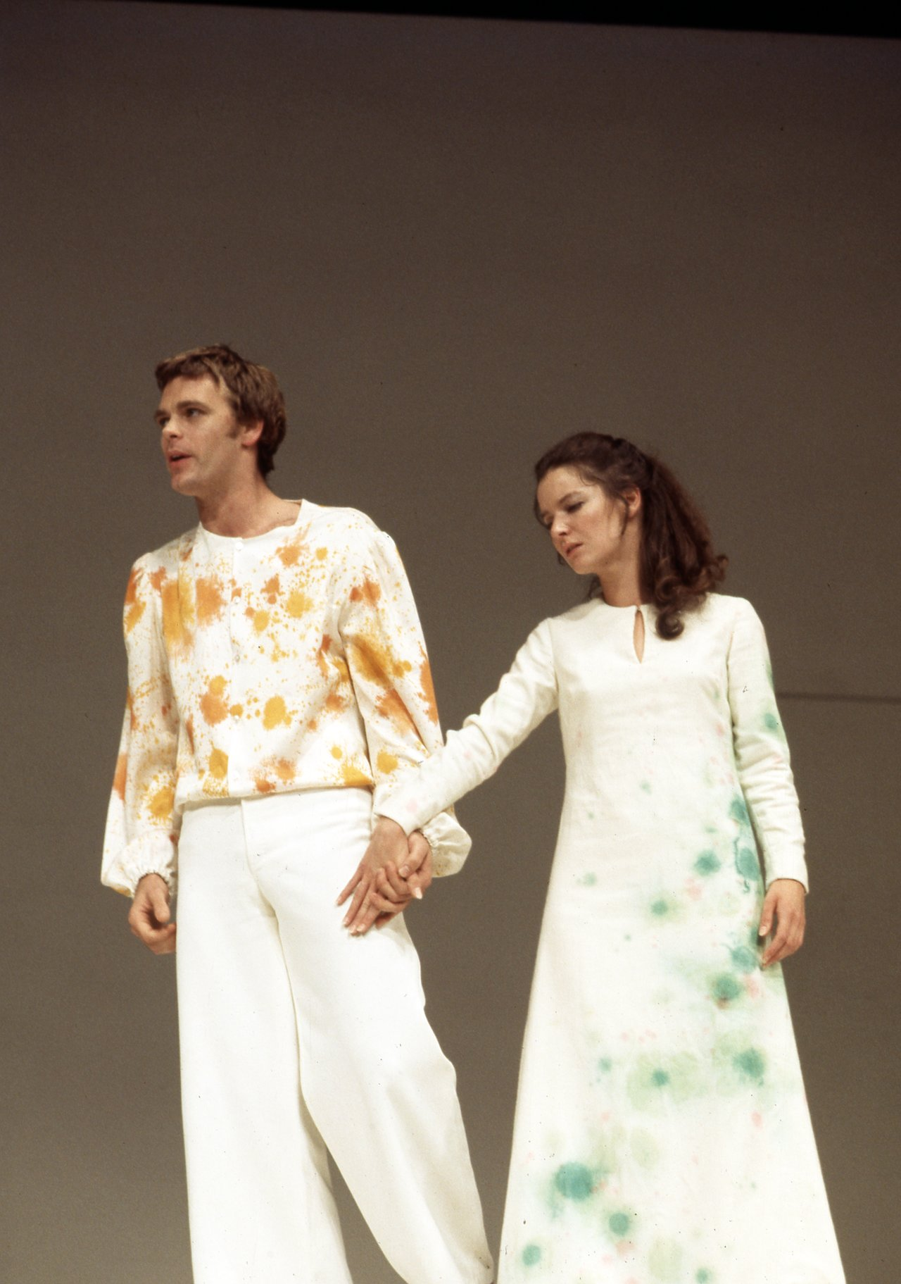 A Midsummer Night_s Dream_ 1970_ Lysander and Hermia_1970_Photo by Reg Wilson _c_ RSC_250906