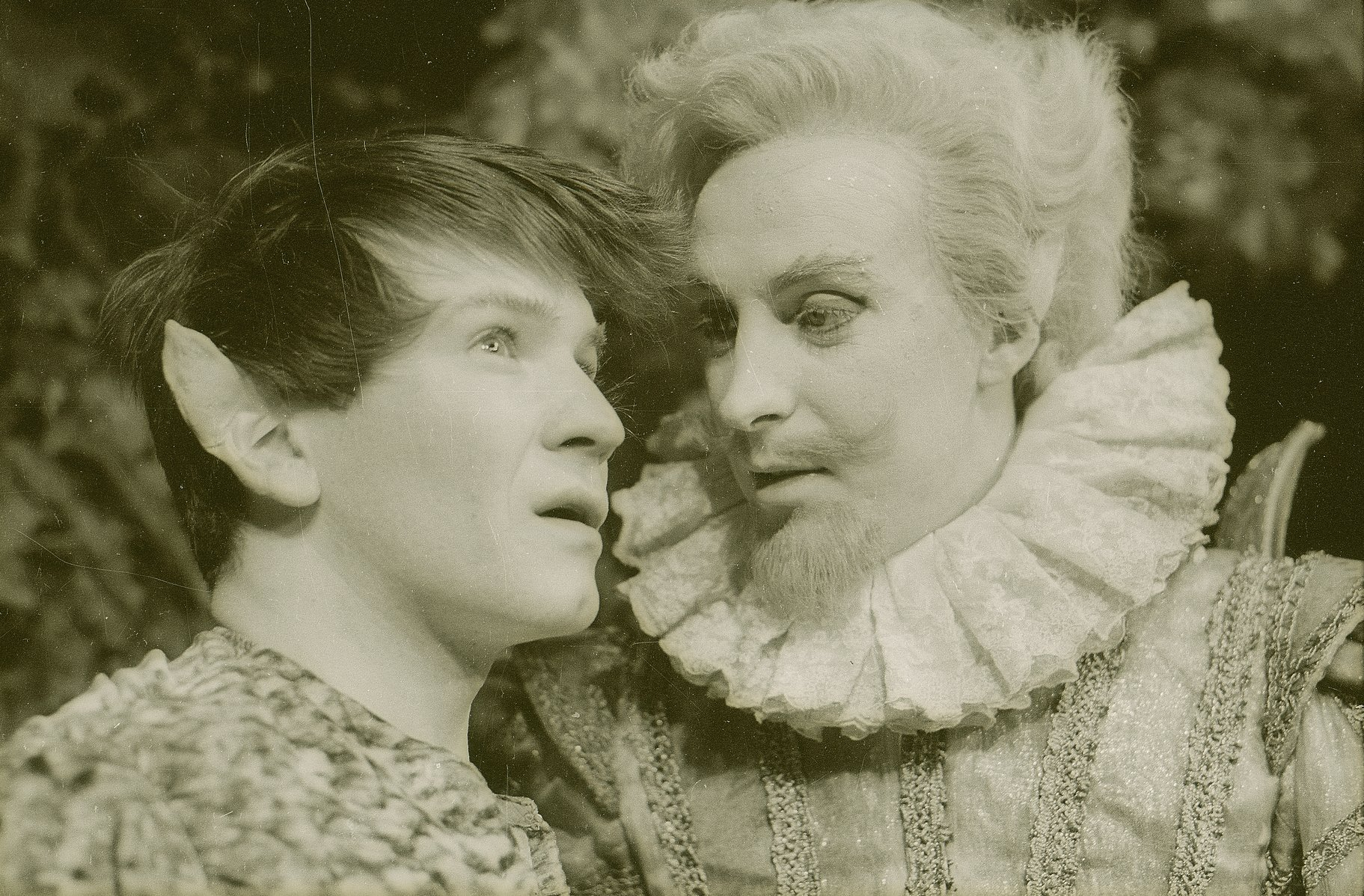 A Midsummer Night_s Dream_ 1963_ Oberon and Puck_1963_Photo by Reg Wilson _c_ RSC_66928