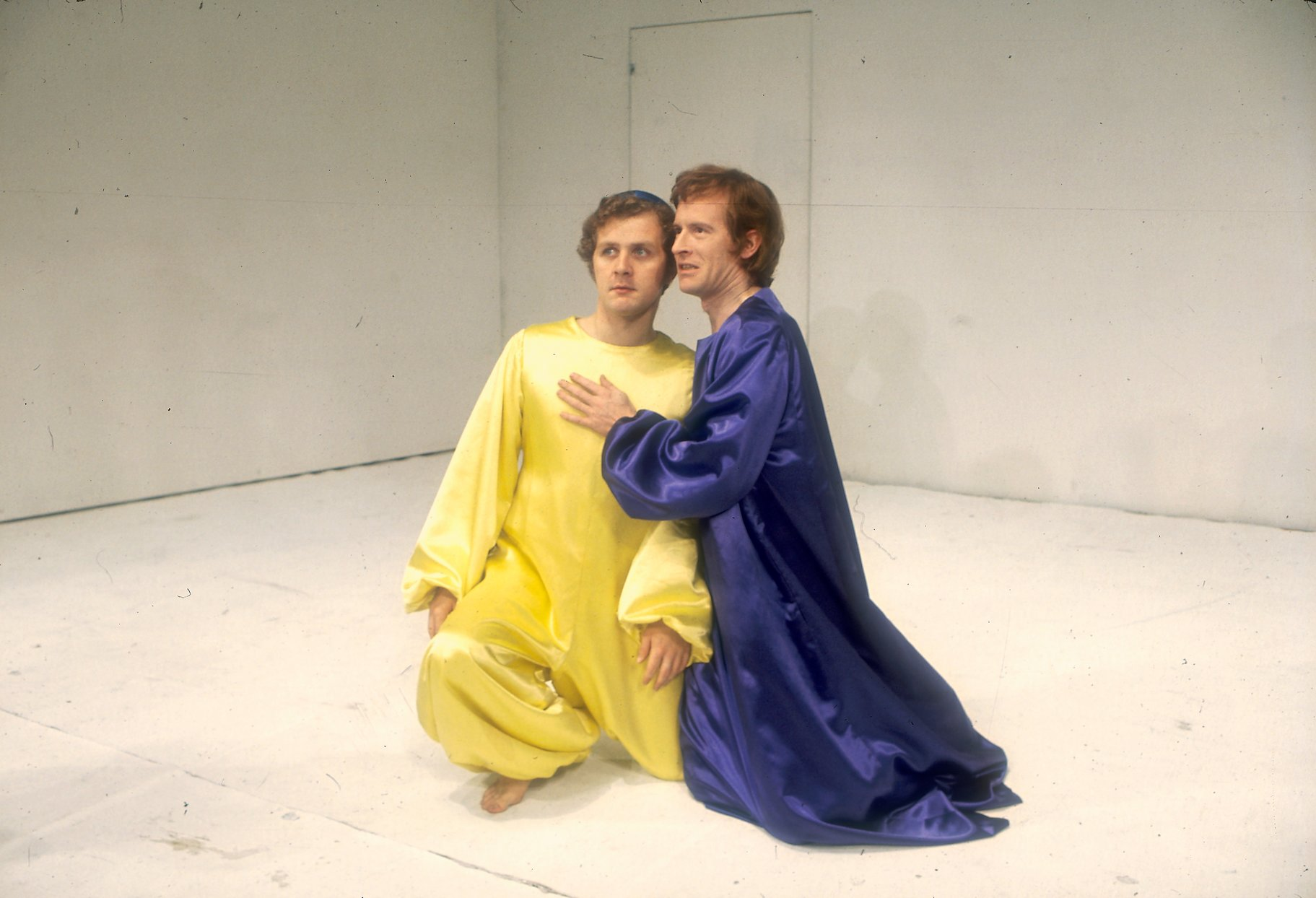 A Midsummer Night_s Dream_ 1970_ Oberon and Puck_1970_Photo by Reg Wilson _c_ RSC_86251