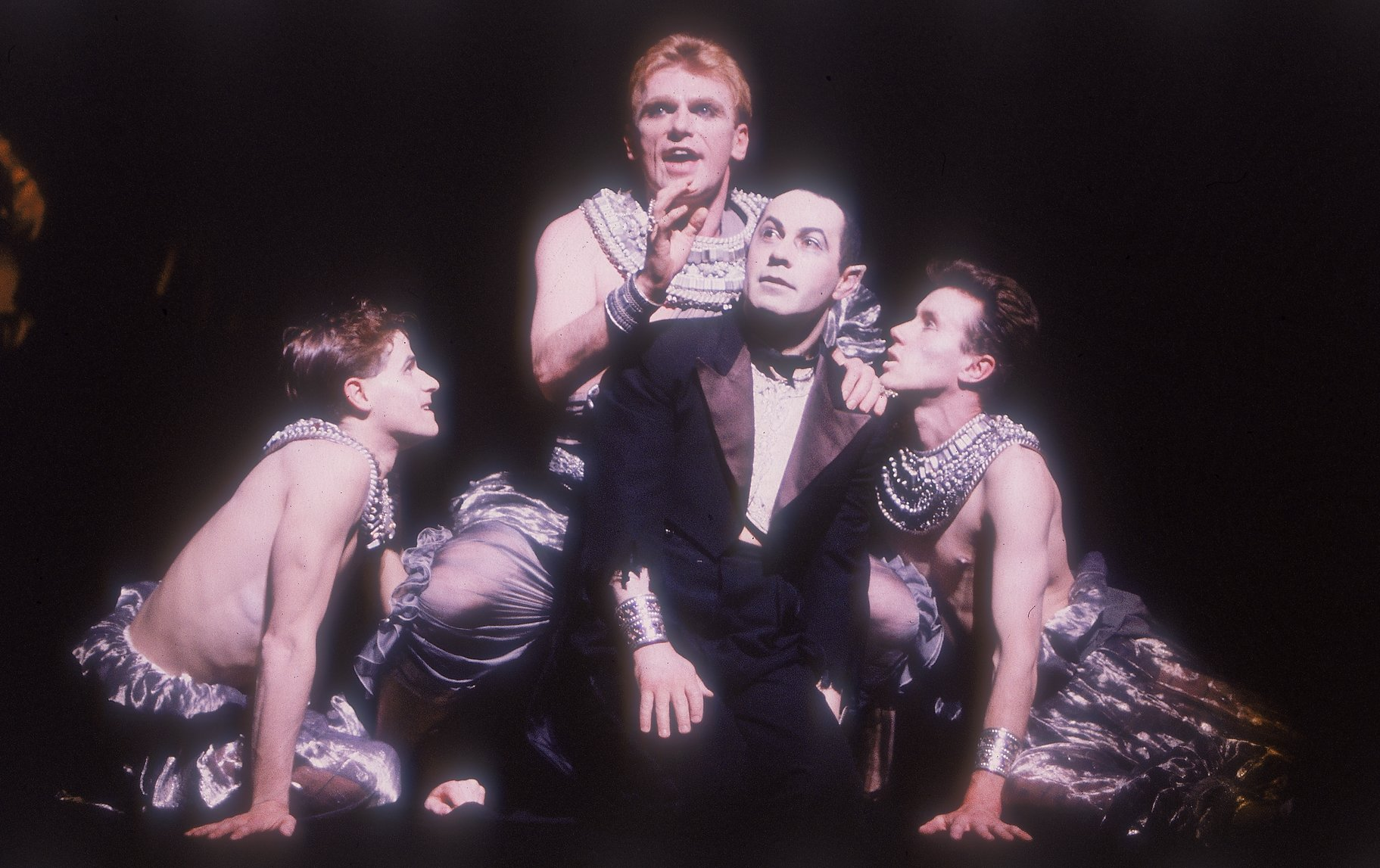 A Midsummer Night_s Dream_ 1987_ Oberon commands Puck_1987_Photo by Reg Wilson _c_ RSC_93351
