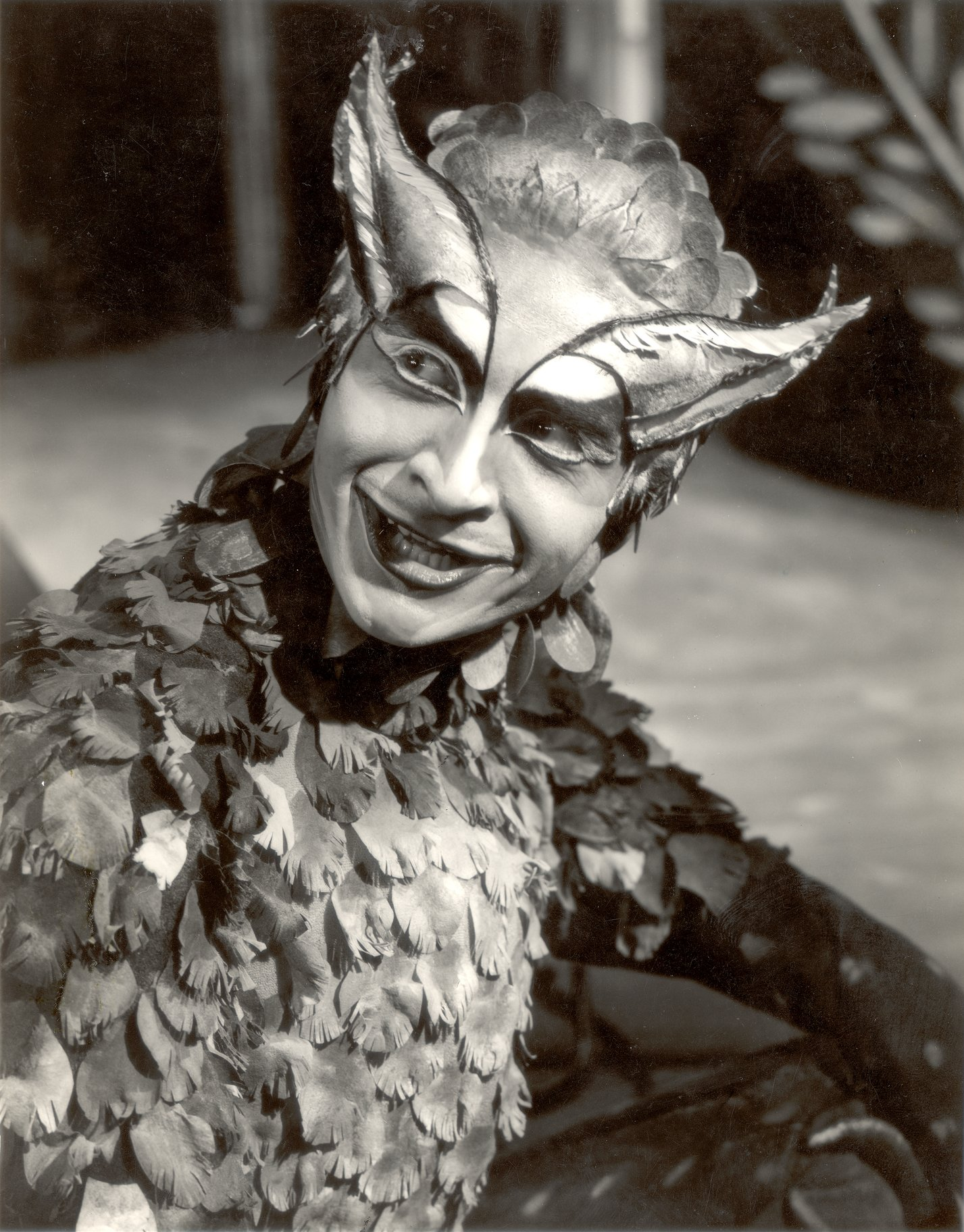 A Midsummer Night_s Dream_ 1954_  Puck_1954_Photo by Angus McBean _c_ RSC_26995