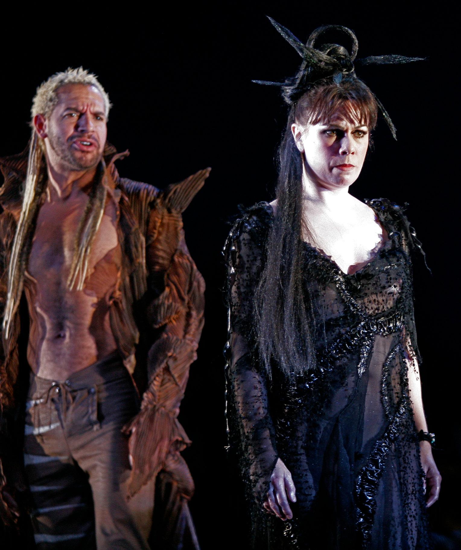 A Midsummer Night_s Dream_ 2005_ Oberon and Titania_2005_Photo by Stewart Hemley _c_ RSC_46169