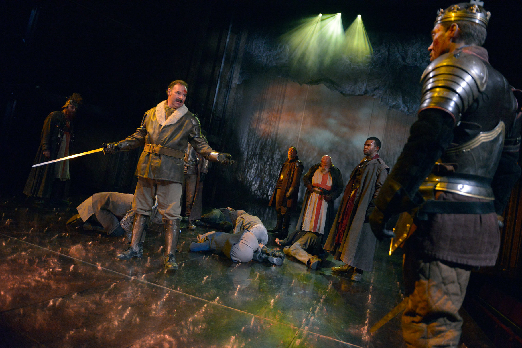 Henry V production photos_ 2015_2015_Photo by Keith Pattison _c_ RSC_171514