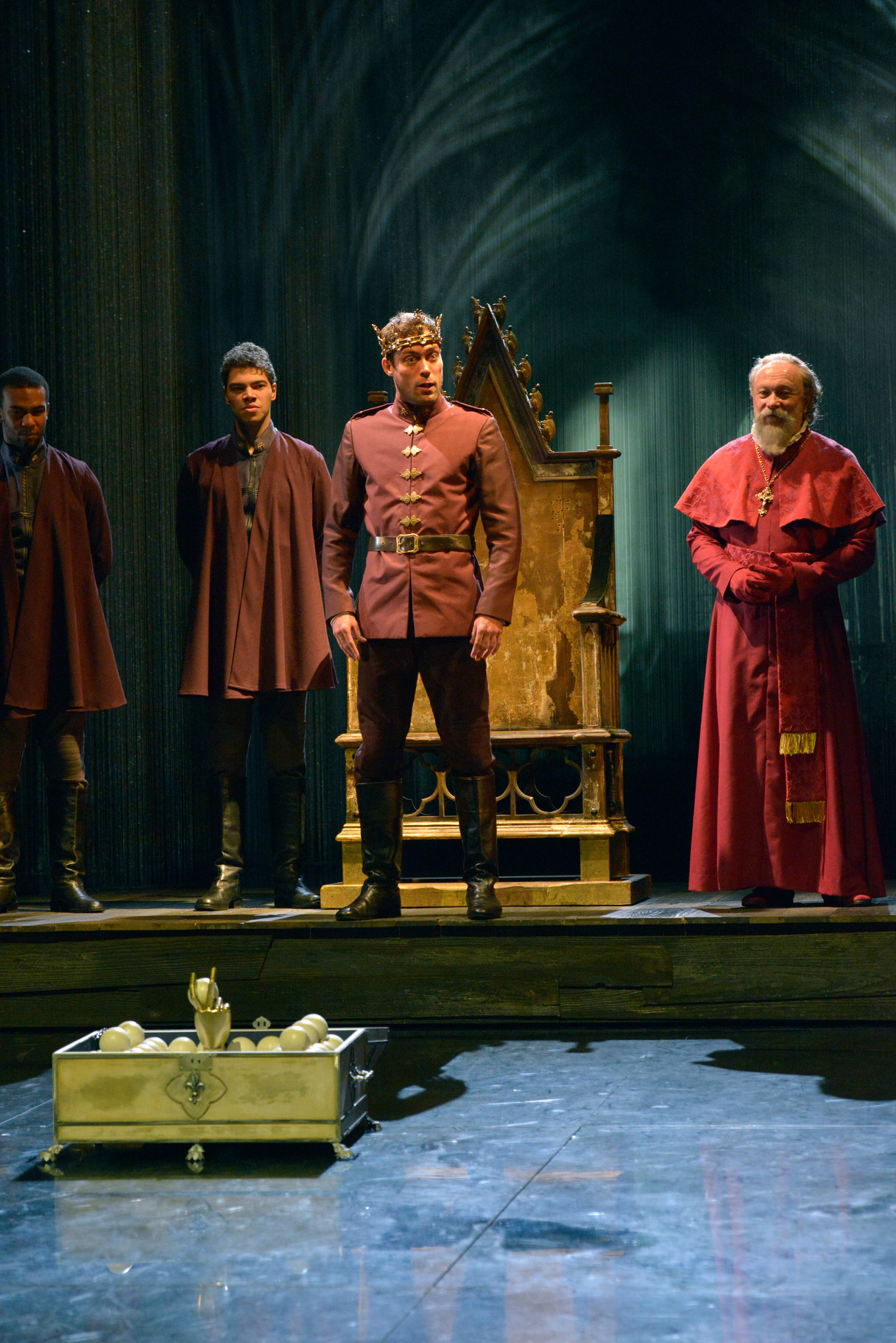 Henry V production photos_ 2015_2015_Photo by Keith Pattison _c_ RSC_171386
