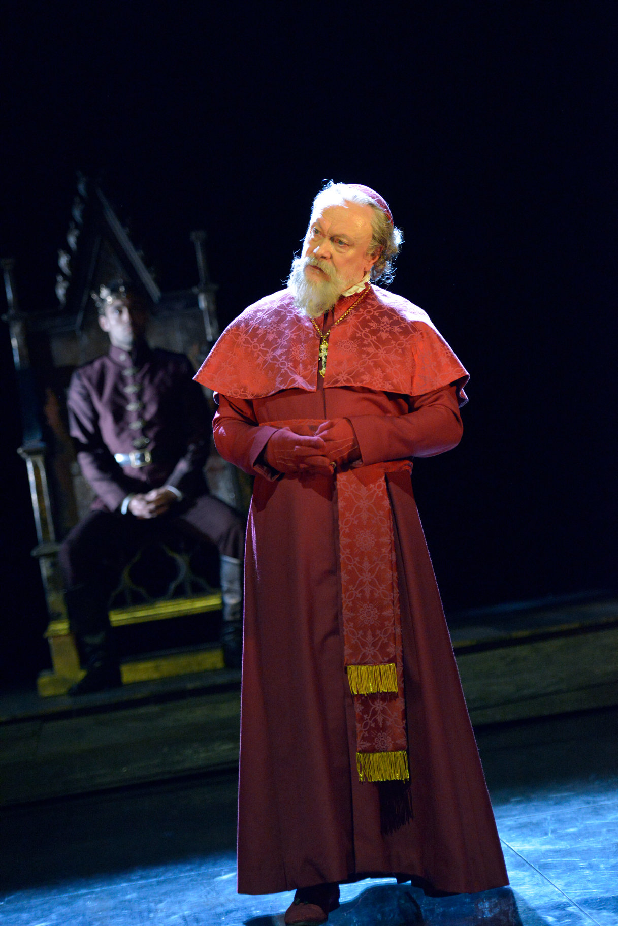 Henry V_ 2015_ the Archbishop of Canterbury_2015_Photo by Keith Pattison _c_ RSC_171372