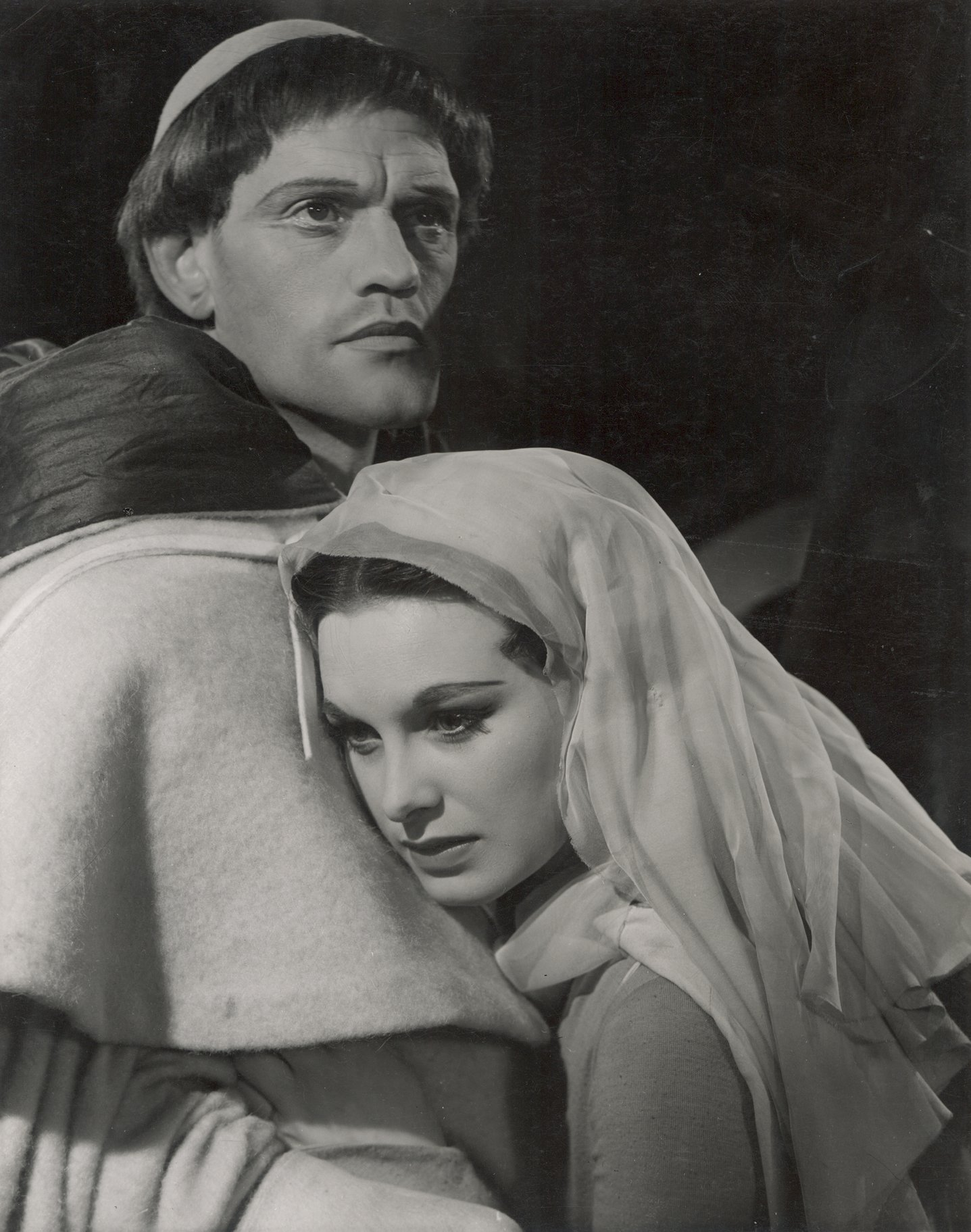 Measure for Measure_ 1950_ the Duke and Isabella_1950_Photo by Angus McBean _c_ RSC_132852
