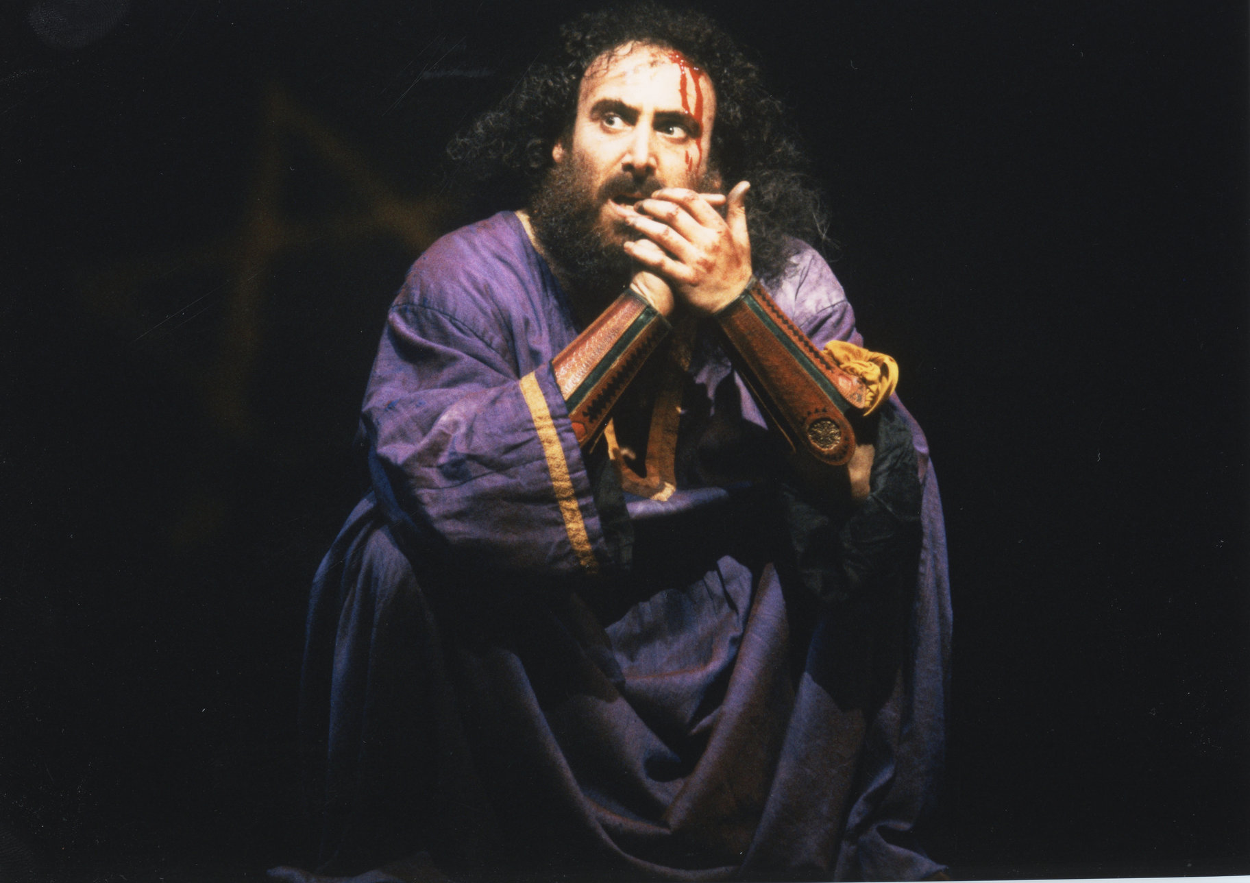 The Merchant of Venice_ 1988_ Antony Sher as Shylock_1988_Photo by Reg Wilson _c_ RSC_170789