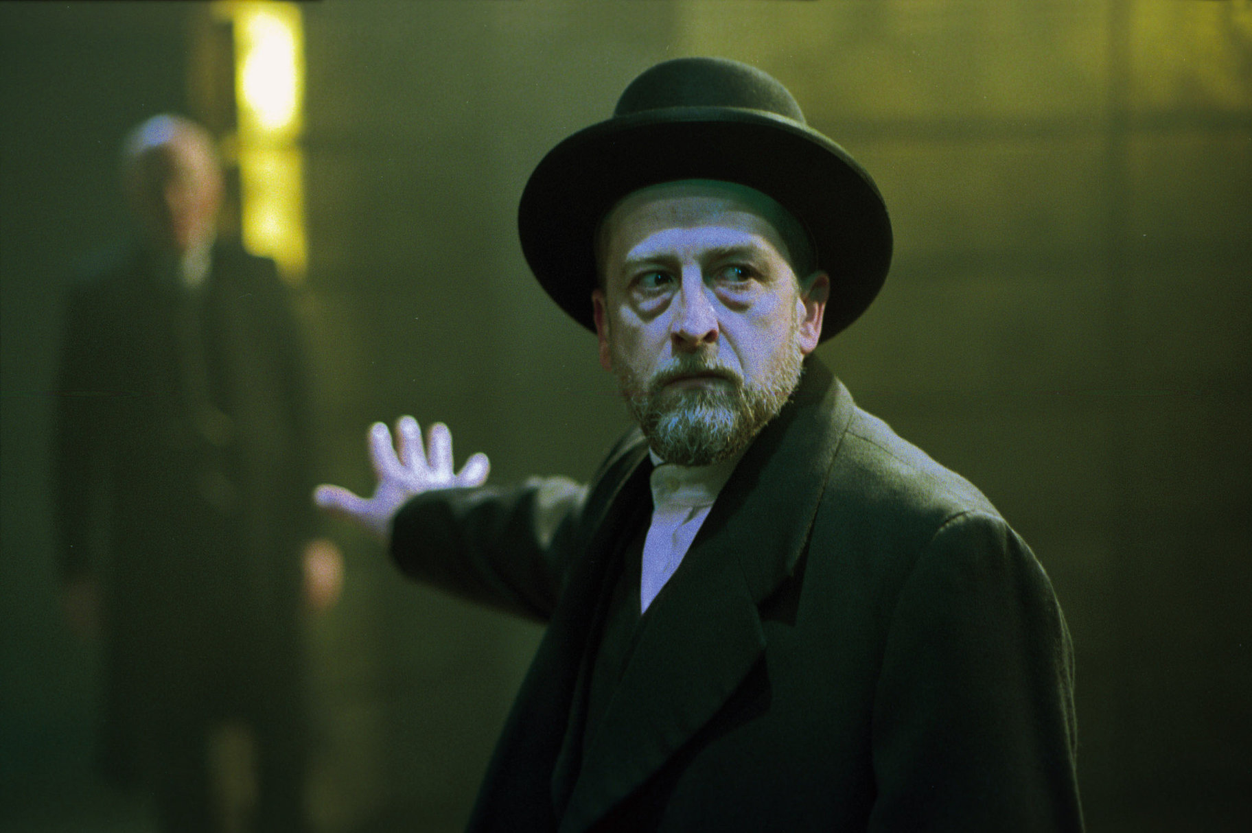 The Merchant of Venice_ 2001_ Ian Bartholomew as Shylock_2001_Photo by Hugo Glendinning _c_ RSC_103663