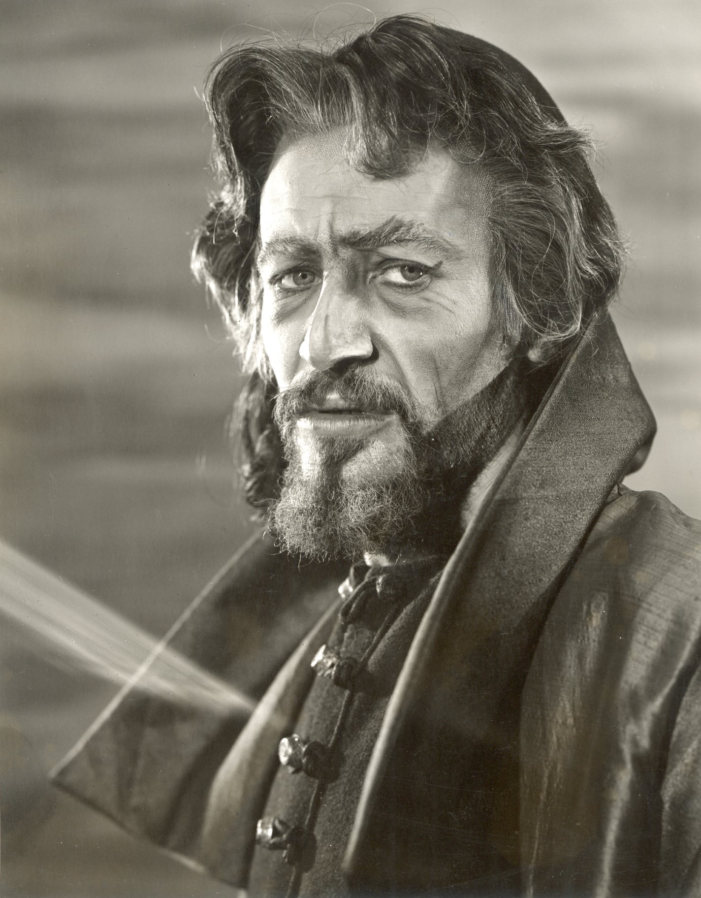 The Merchant of Venice_ 1960_ Peter O_Toole as Shylock_1960_Photo by Angus McBean _c_ RSC_23995