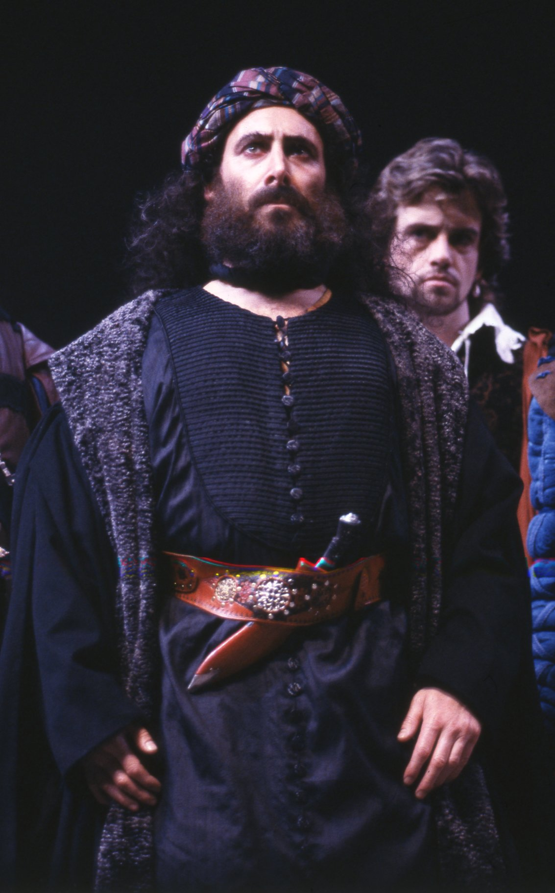 The Merchant of Venice_ 1987_ Shylock and Solanio_1987_Photo by Reg Wilson _c_ RSC_178215