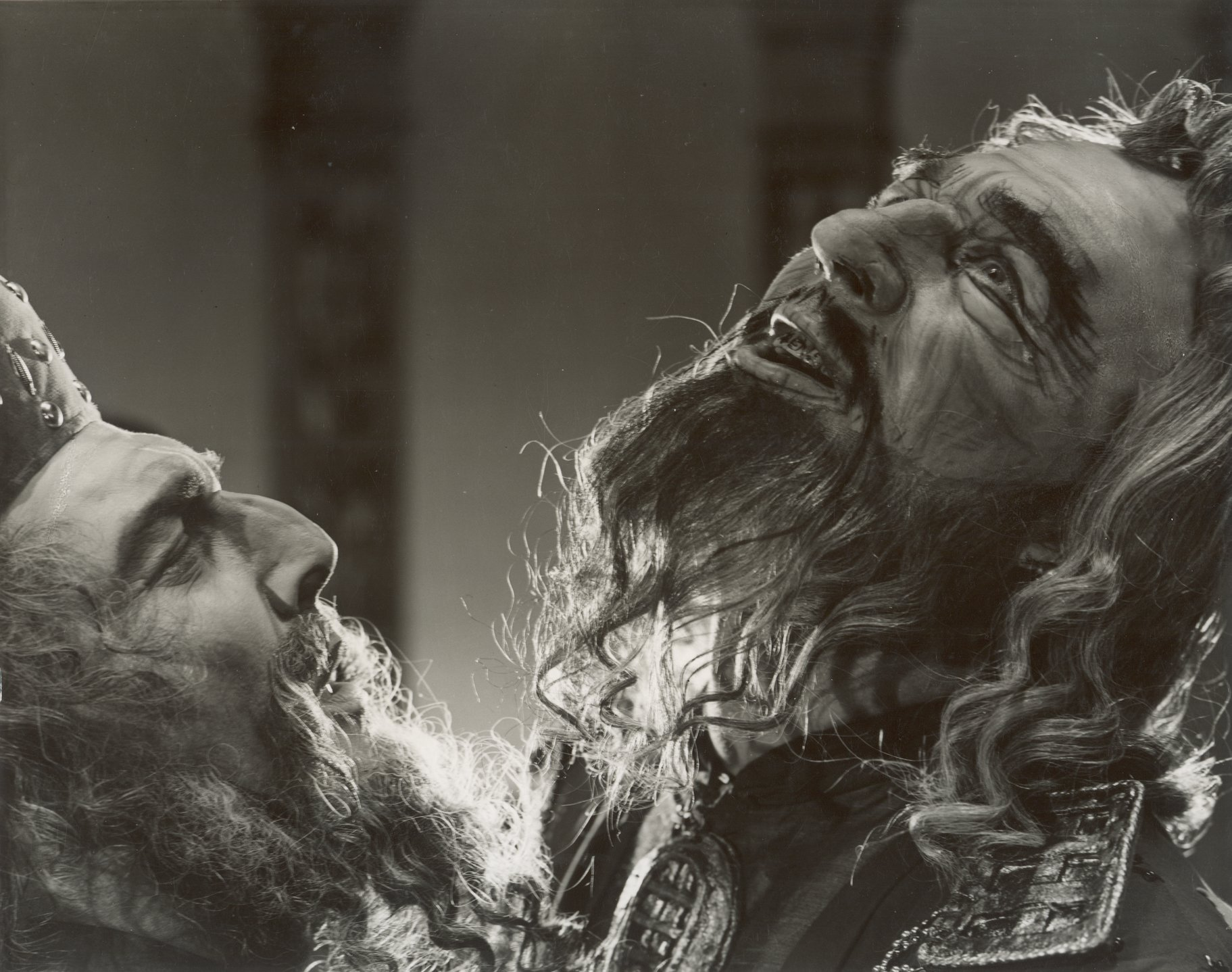 The Merchant of Venice_ 1953_ Tubal and Shylock_1953_Photo by Angus McBean _c_ RSC_135629