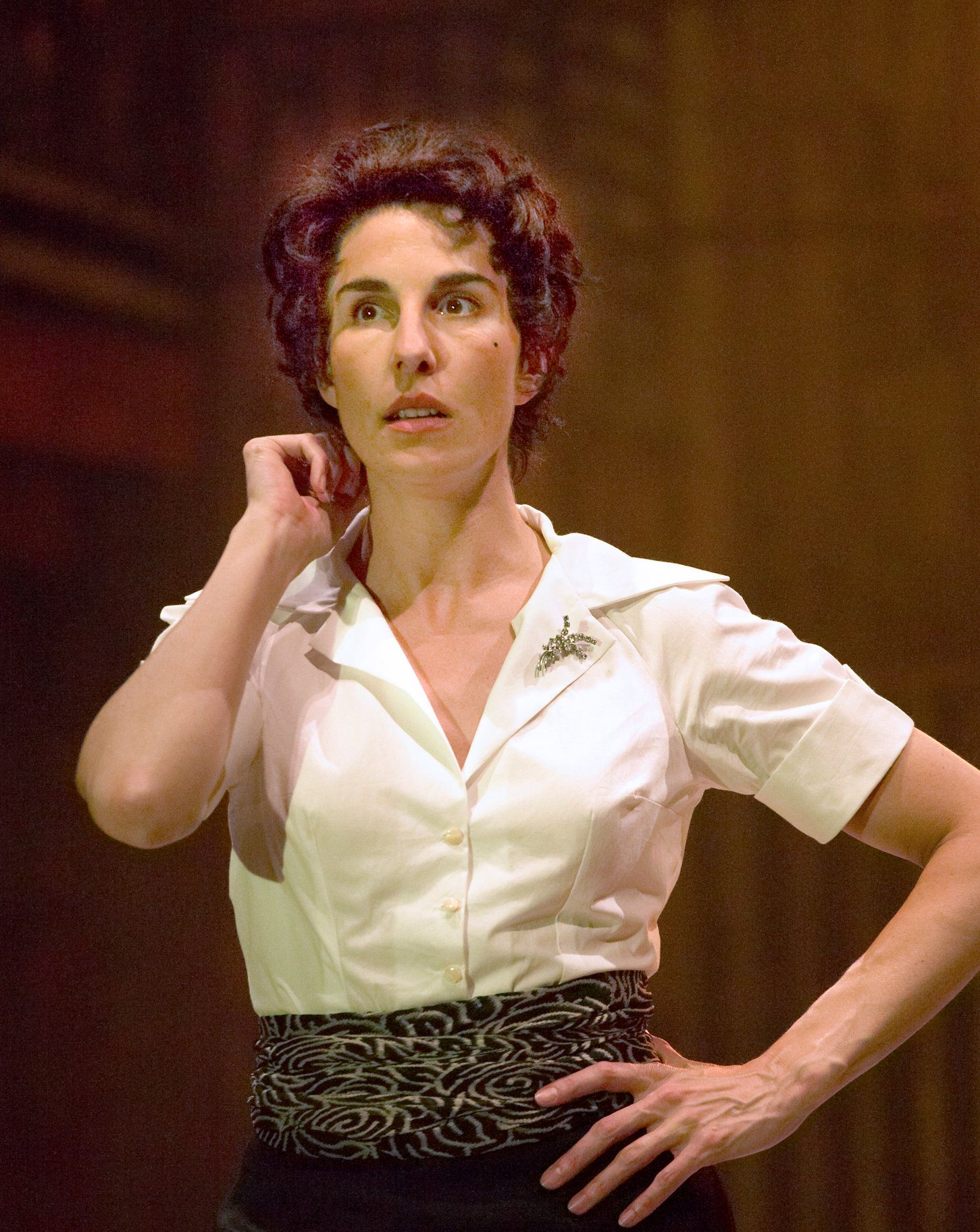 Tamsin Greig as Beatrice.