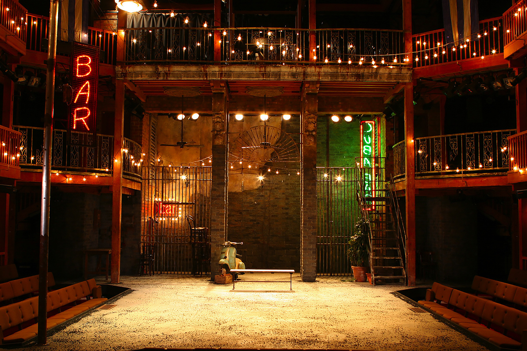 The setting of Much Ado about Nothing | Shakespeare ...