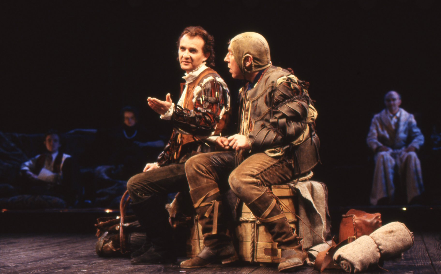 The Taming of the Shrew_ 1992_ Petruchio and Grumio_1992_Photo by Reg Wilson _c_ RSC_275469