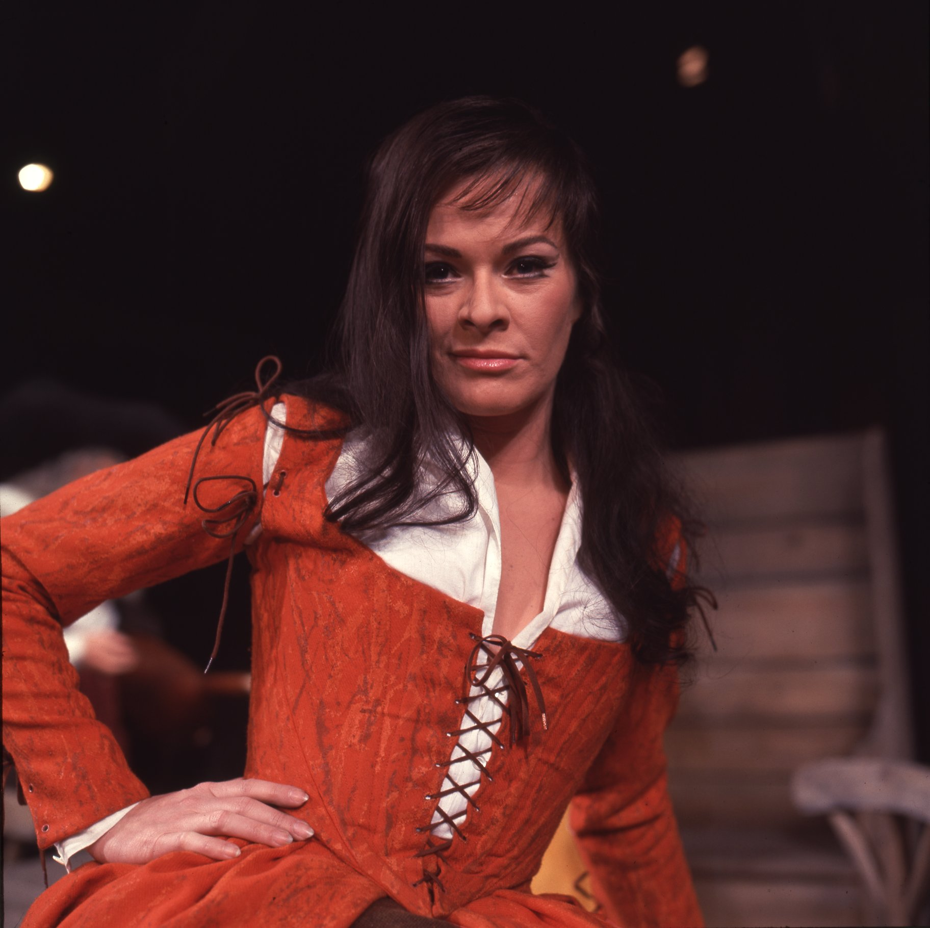 The Taming of the Shrew_ 1967_ Janet Suzman as Katherina_1967_Photo by Reg Wilson _c_ RSC_263142