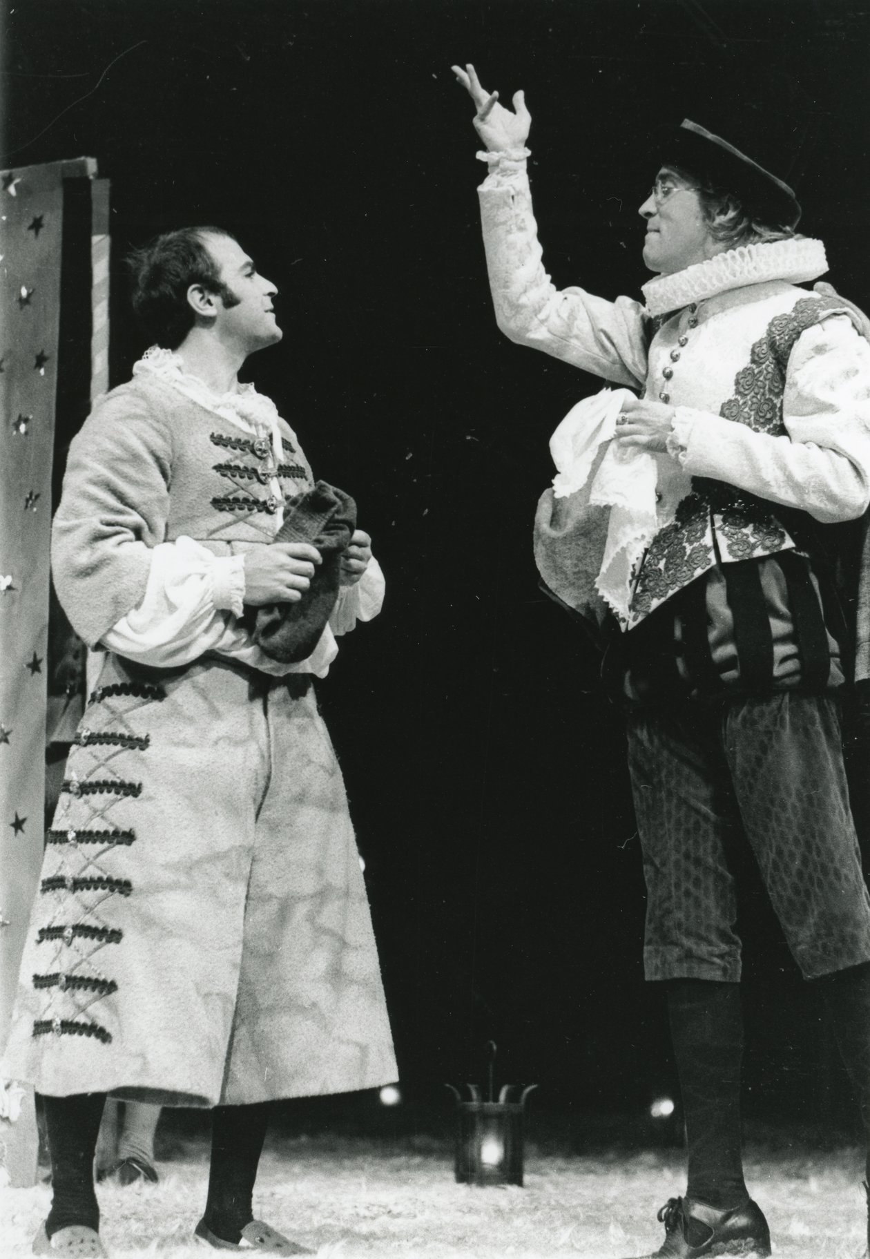 The Taming of the Shrew_ 1973_ Tranio and Lucentio_1973_Photo by Reg Wilson _c_ RSC_275463