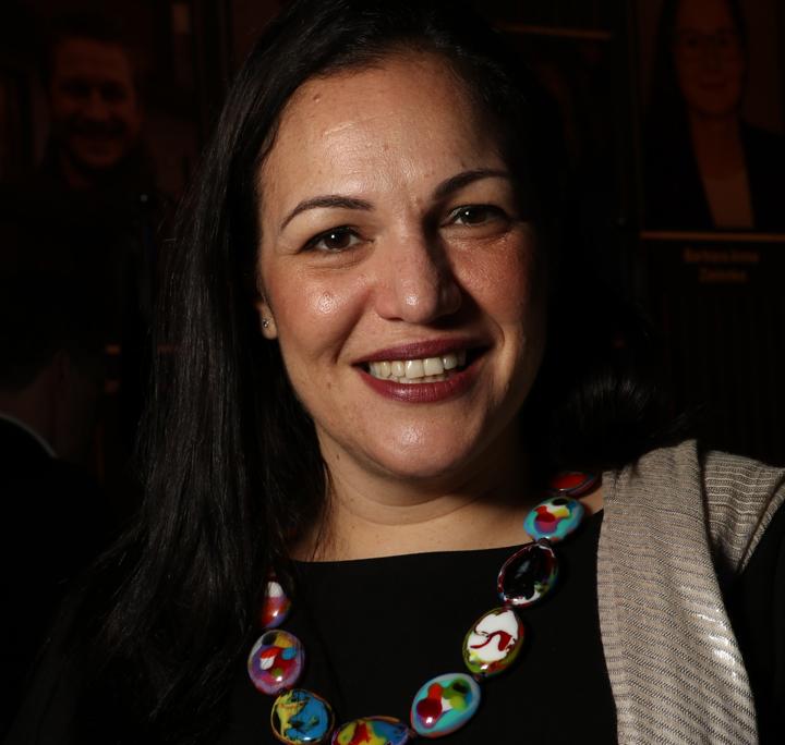 Andria Zafirakou headshot