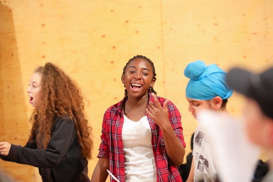 Next Generation ACT Rehearsals September 2017_2017_Photo by Rob Freeman _c_ RSC_240266
