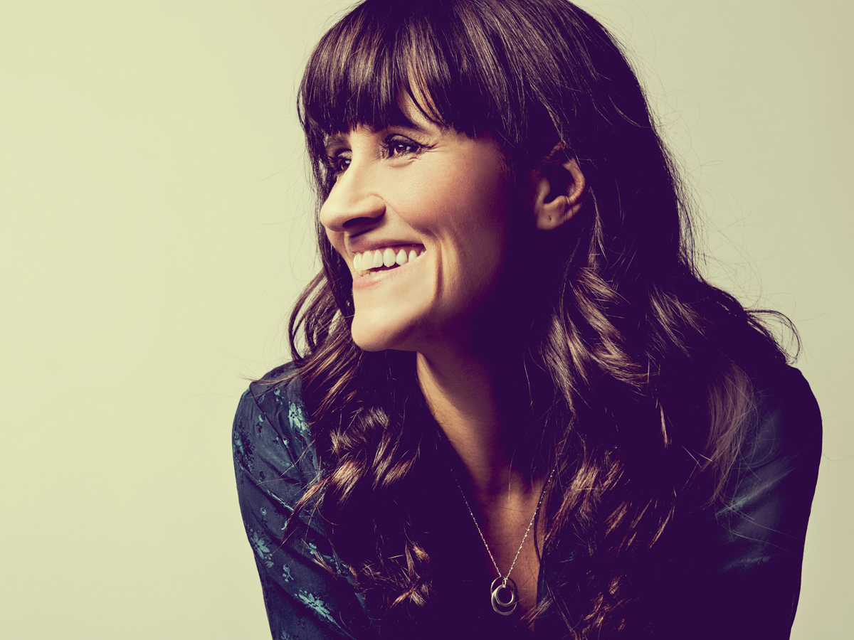 headshot of Nina Conti looking to the side