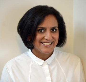 Ritula Shah head shot list