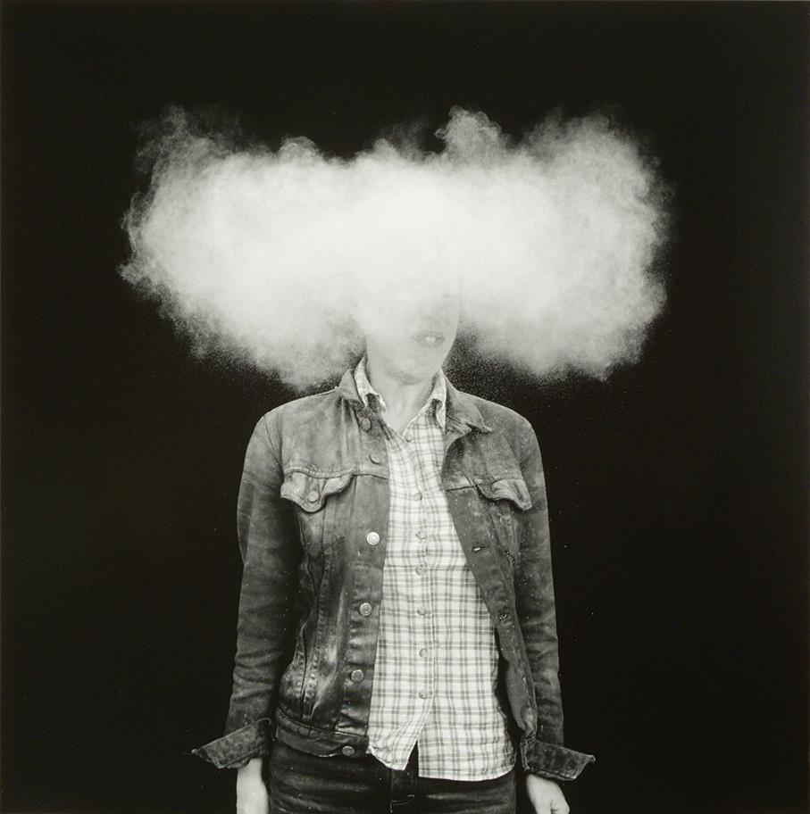 Hayley Newman, You Blew My Mind, 1998. Arts Council Collection, Southbank Centre, London © the artist.