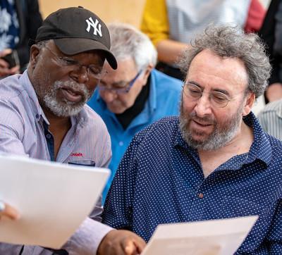 Kunene and the King_ meet and greet_ 2019_2019_Claude Barnardo_ The Fugard Theatre_273285