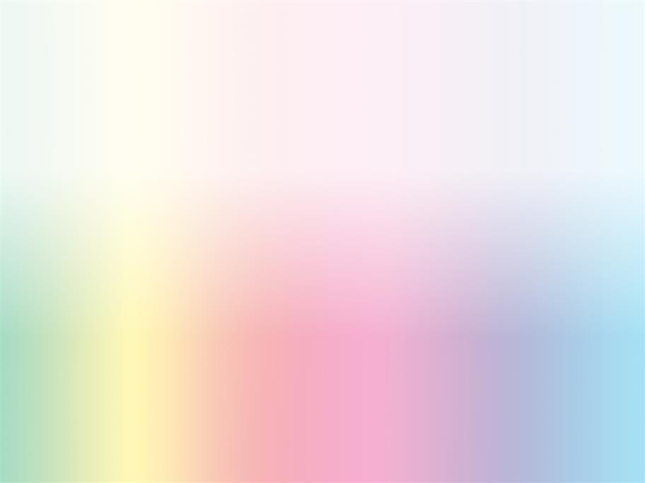 A background of pastel colours.