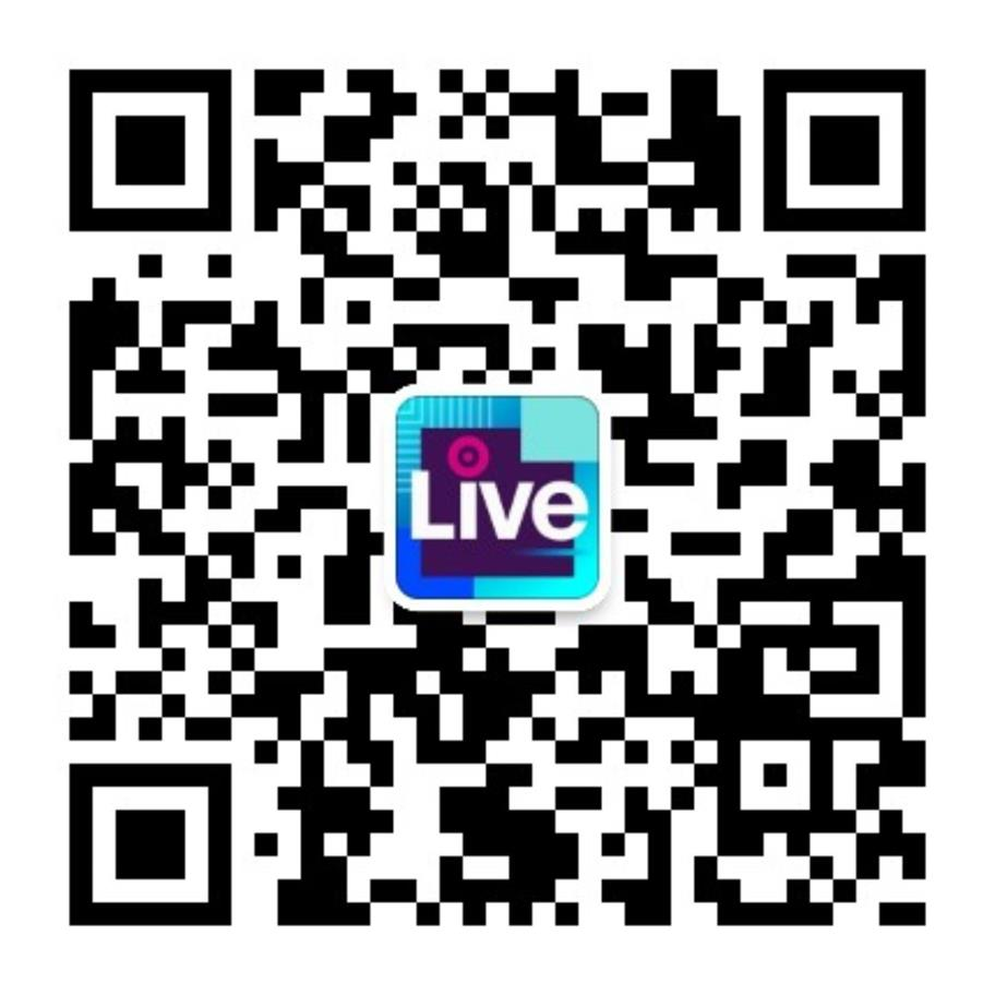 QR Code for the WeChat Public Account British Theatre Live