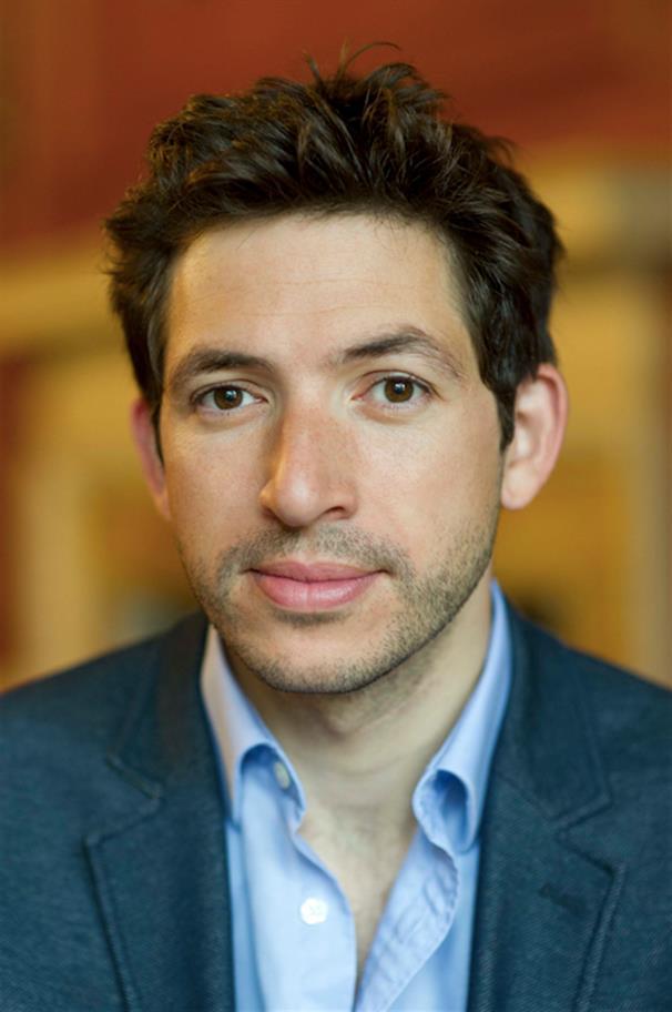 Headshot of James Fox